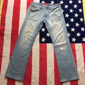 Cult of Individuality Harley Distressed Jeans 34